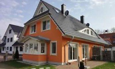 Doppelhäuser in Binz