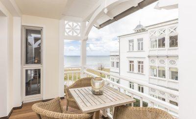 Binz: Eigentumswohnung direkt an der Strandpromenade