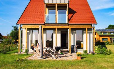 Dranske: Wohnhaus/Ferienhaus zwischen dem Wieker Bodden und der Ostsee zu verkaufen