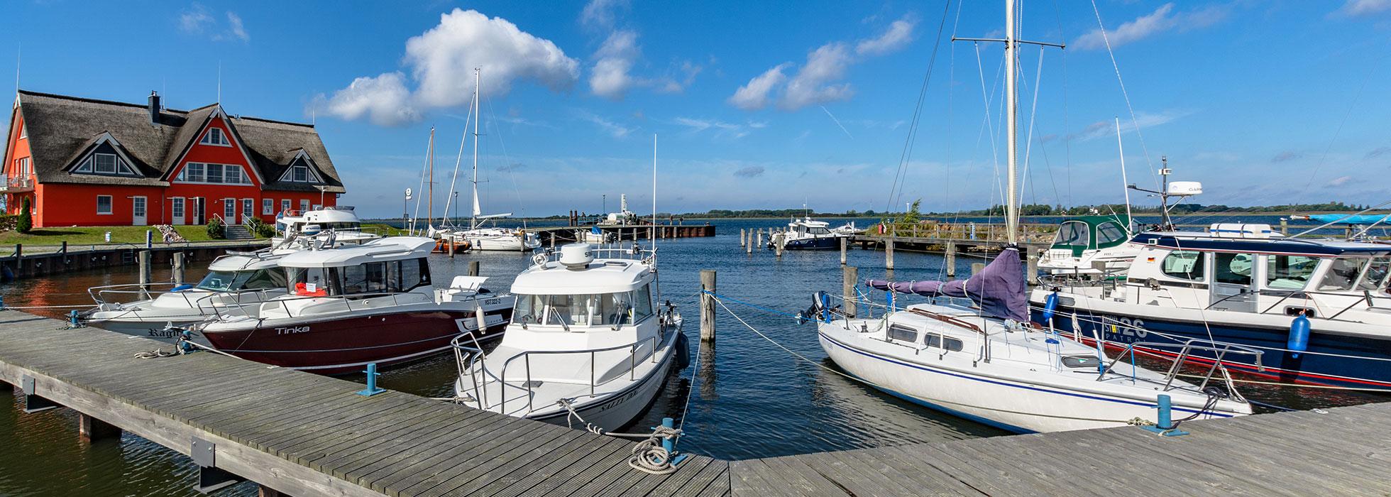 Yachthafen Vieregge zu verkaufen